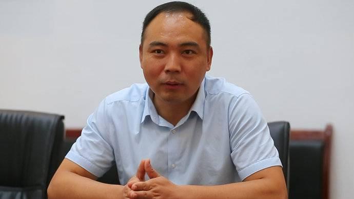 太白湖新区建设指挥部指挥部谢中亚,一门心思把工作做到最好