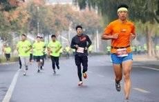 愿你跑过42.195公里,遇见最美的济南