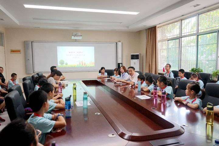 山东省中医院举办职工子女暑期夏令营活动