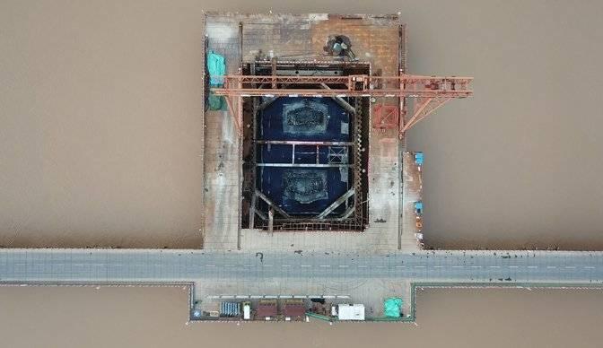 跨过黄河去,济南凤凰黄河大桥建的咋样了?跟随记者航拍镜头看看