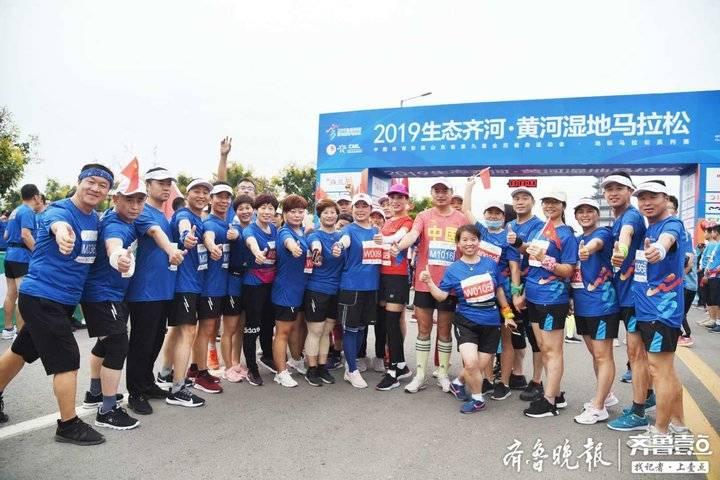 禹城跑友:齐河第一次马拉松,将成为展现齐河的重要窗口