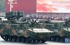 震撼!国庆70周年阅兵装备图鉴