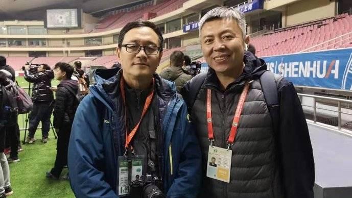 足协杯|齐鲁晚报·齐鲁壹点记者助阵鲁能决战申花,快来@他们