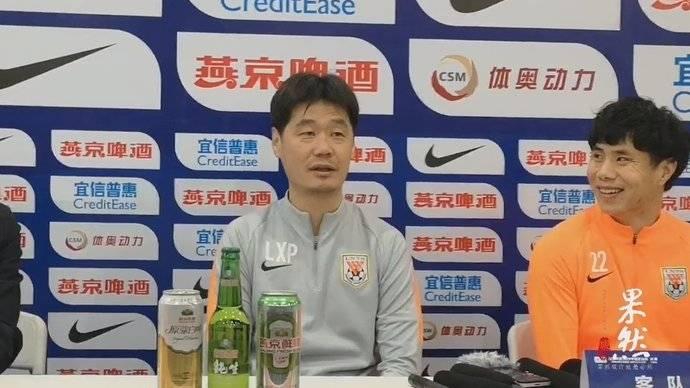 果然视频|鲁能主教练李霄鹏:全队心态最不稳定的就是我了!