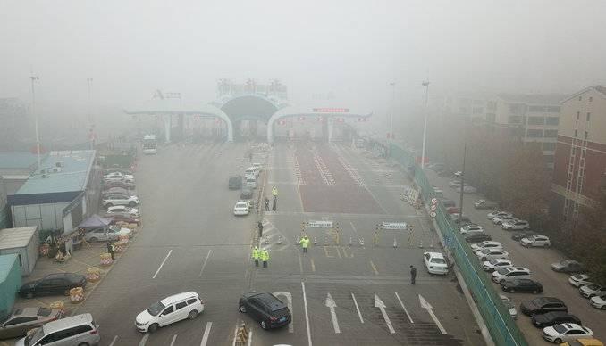 果然视频|济南北收费站因大雾封闭超14小时