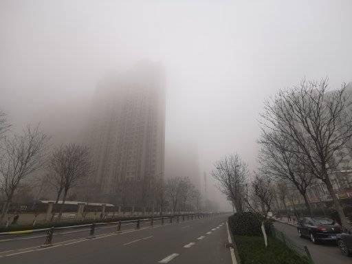 山东省生态环境厅详解本轮浓雾+重污染天气:今明仍有浓雾