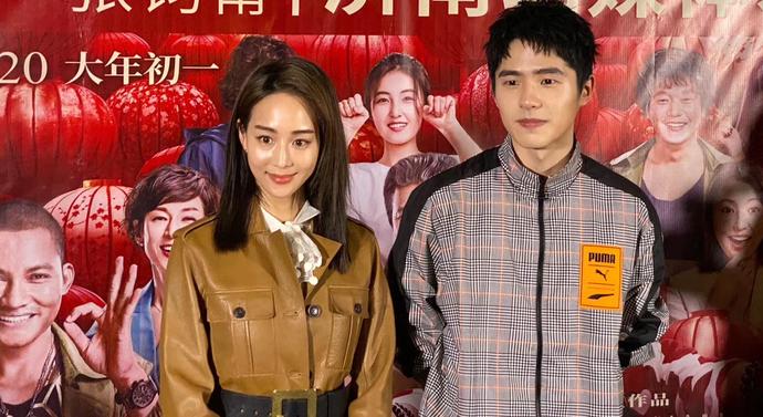 刘昊然剧透:《唐探3》的Q是谁?宝强还是秦风?答案在网上