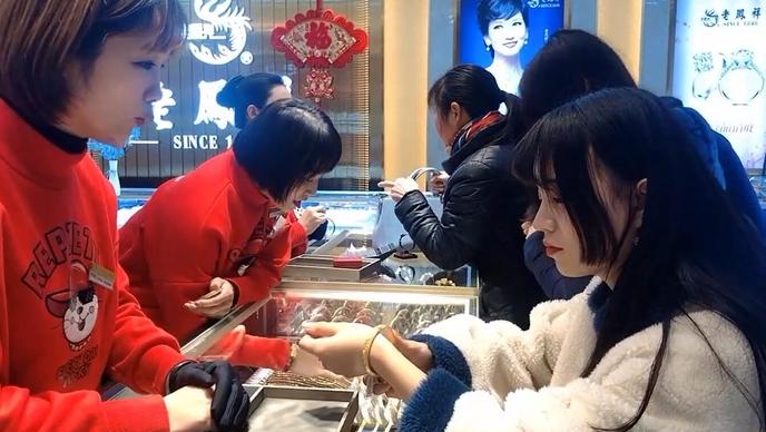 化妆品金首饰太吸睛!滨州女孩开始到这里集中!