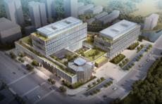 山东省中医西院区综合楼规划有进展,将建15层主体建筑