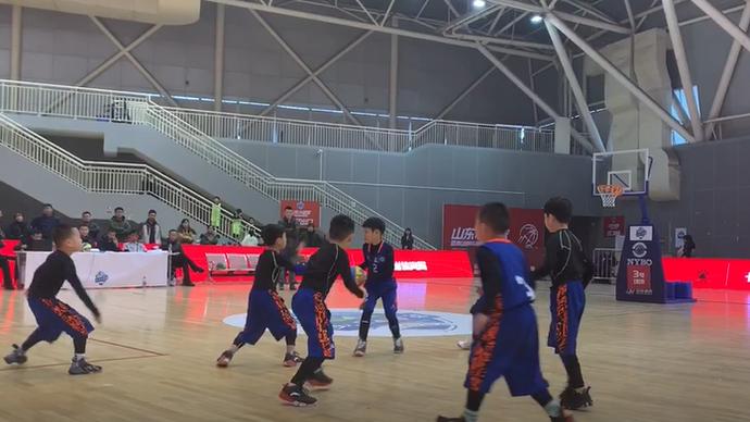 果然视频|高标准赢得好口碑!青训俱乐部、家长点赞山东小篮球联赛