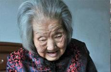 107岁老寿星天天做家务 长寿秘诀: 爱干净、爱干活