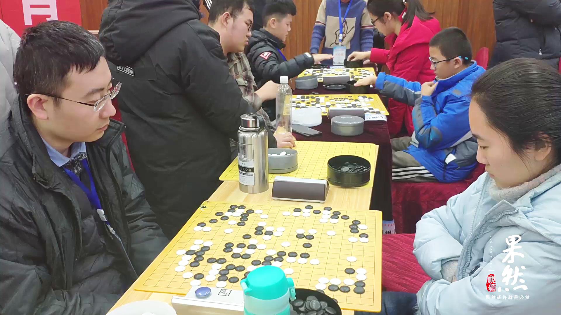 600余名选手齐聚聊城参加2020年山东省首届西部围棋邀请赛
