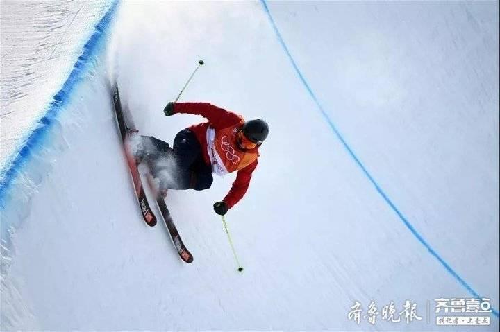 菏泽运动员李方慧拿下冬青奥会自由式滑雪U型场地银牌!