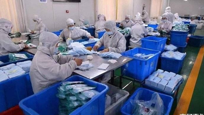 果然视频丨放弃春节假期,山东日照这家公司加班加点生产防护口罩