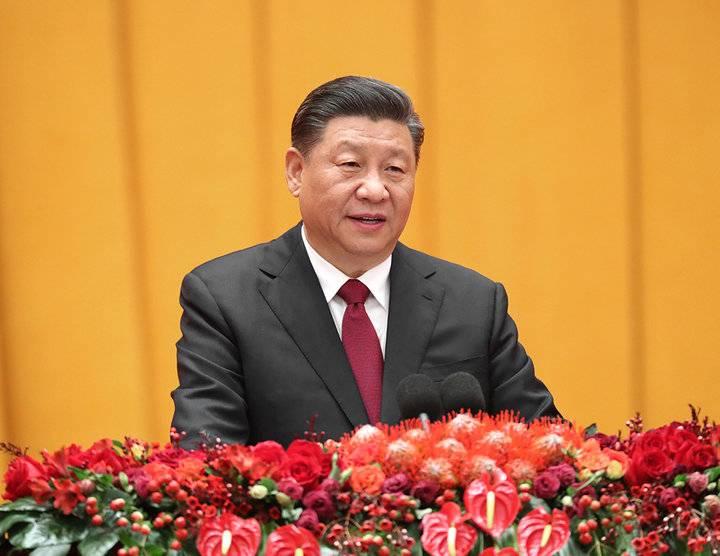 习近平:在2020年春节团拜会上的讲话