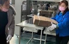 日照这里加班生产10万个纸箱,保障防疫物资供应!