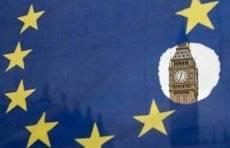 """欧洲理事会欧盟委员会主席签署英国""""脱欧""""协议"""