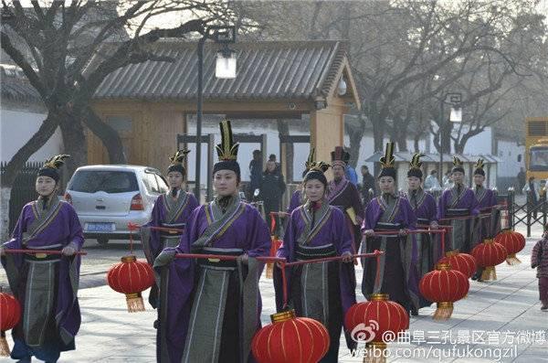济宁:曲阜三景区等部分演艺、演出活动临时取消
