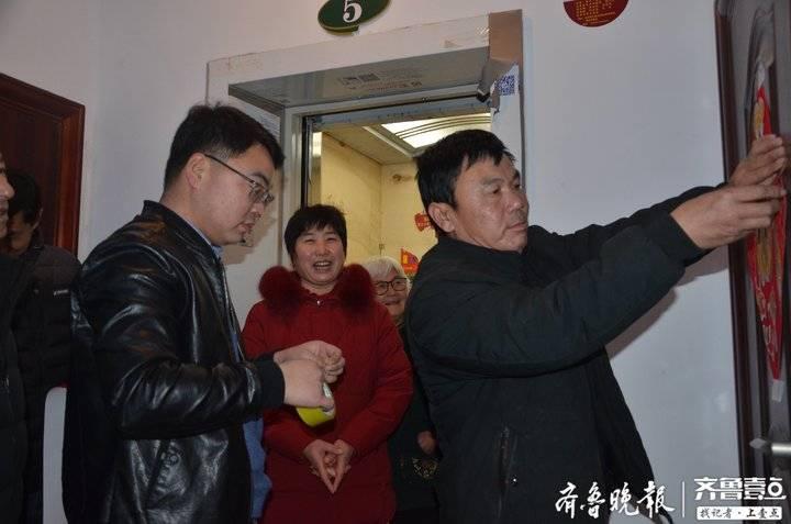 新春走基层|村民搬迁后首个春节咋过?记者实地探访惠民黄河滩区