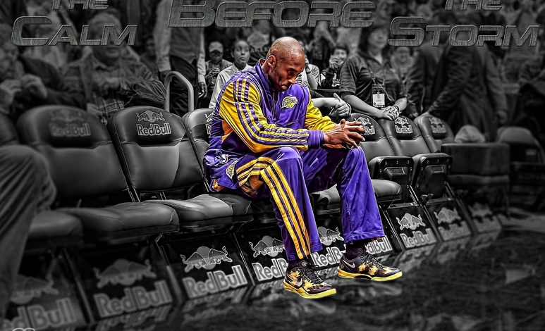 NBA传奇巨星科比坠机身亡,爱女也同机遇难