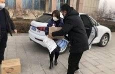 点赞!滨州市民送来1800余个口罩!还有这些物资也送到了!