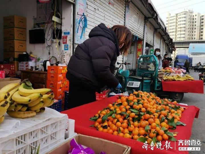 春节水果市场价格平稳,草莓价格走低
