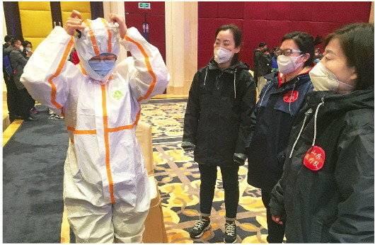 山东省援助湖北医疗队:抢抓时间,兵分两路奔赴主战场