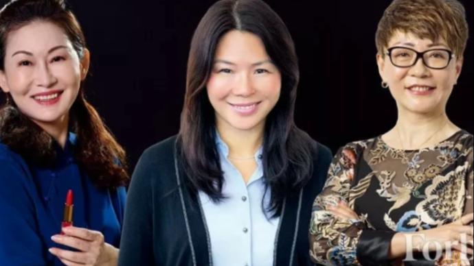 福布斯中国杰出商界女性排行榜出炉 董明珠再度问鼎 4位鲁企女高管在列