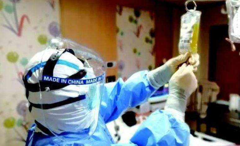 输给父亲女儿的血浆!潍坊首例康复患者血浆输注