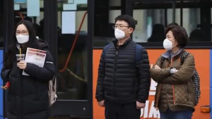 果然视频|韩国新增142例新冠肺炎病例,总数升至346人