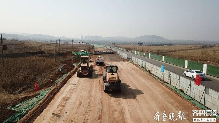 提速!今年济南五条高速、三条国省道力争提前建成通车