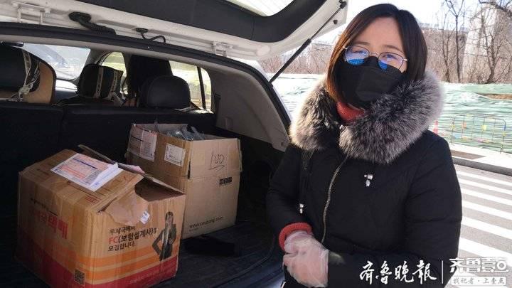 战疫故事|海淘2000个口罩免费送,济南女子为啥这么做?