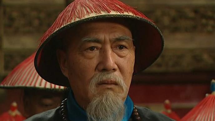 其他角色演员还待定时,《雍正王朝》中的张廷玉就确定由他演!