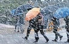 今起一周济南开启阴雨模式,还有雨夹雪!山东7市局部大雨