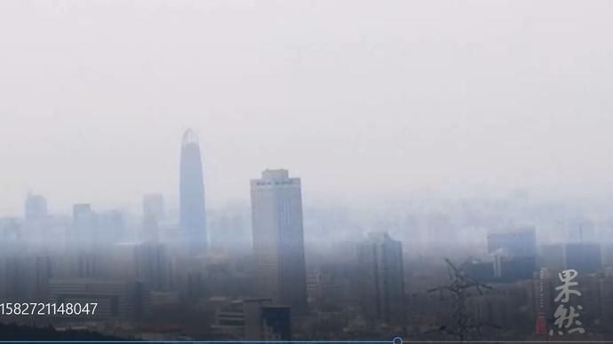 果然视频|佛慧山远望,云雾茫茫静谧俊美