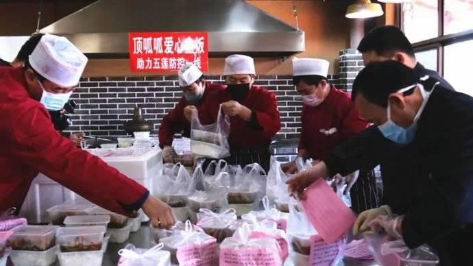 视频丨顶呱呱!日照这个退役军人半月送出2000多份爱心盒饭!