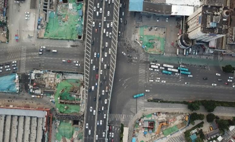 济南轨道交通2号线长途汽车站济泺路方向恢复道路通行