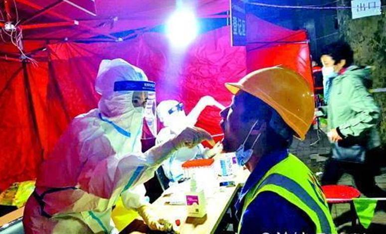"""完成千万人核酸检测、找到""""零号病人""""……青岛战疫120小时"""