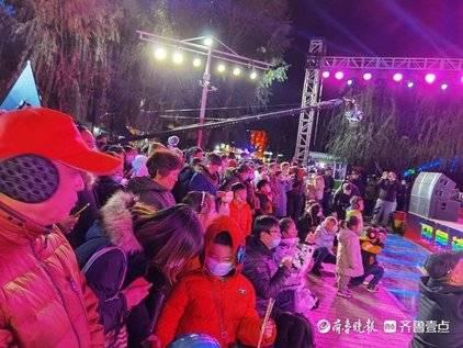 璀璨星空——济南市街头艺人展演活动启动仪式在印象济南隆重举行