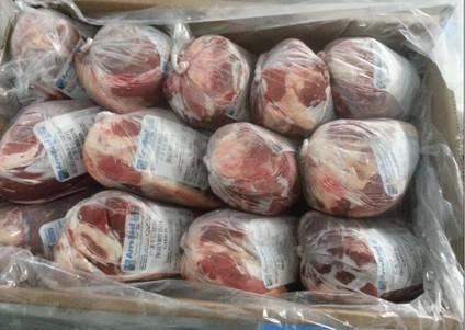 湖北荆门发现1份阿根廷进口牛肉外包装检测阳性,未流入市场