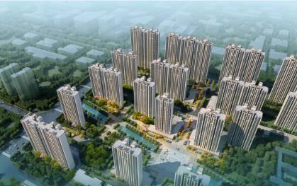 济南国际医学科学中心安置项目规划有进展,位于京台高速西侧