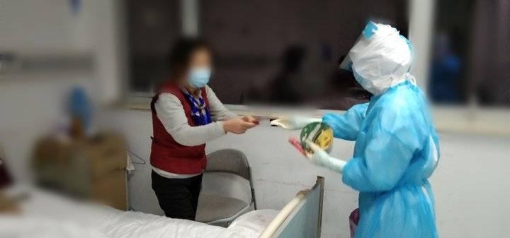 前线手记|山东医疗队戴彦君:我们付出着,也在收获着