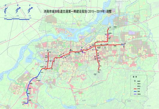 公交,brt都能换乘,济南地铁3号线跑完全程不到半小时