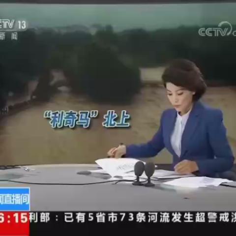 众志成城备战利奇马