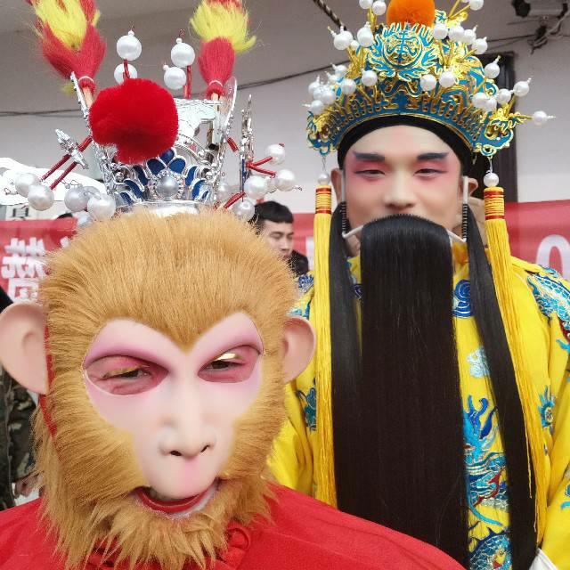 郓城任哥美猴王演绎
