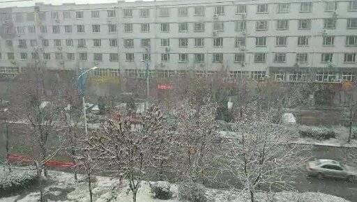 2020年立春后的第二场大雪