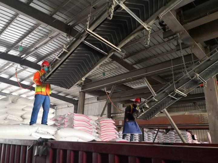 蹲点报告|企业复产,工人存缺口,青岛港火速驰援24名码头工人