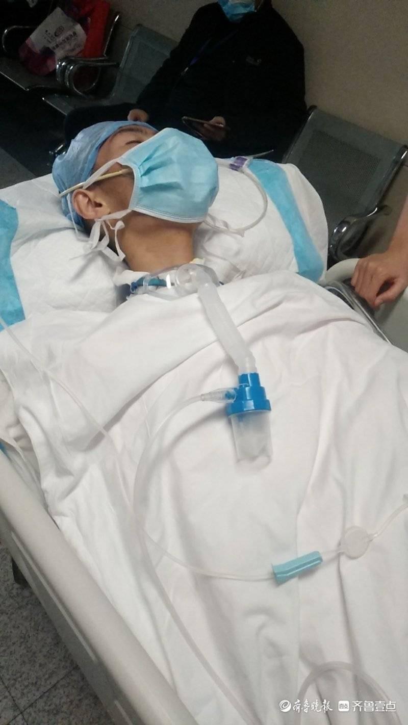 情报站|菏泽高三男孩重病昏迷,如潮爱心托起希望,父亲感动致谢