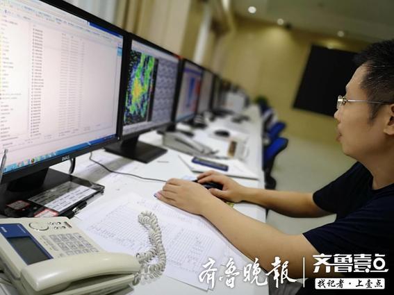 济南近20年预报中首现局地特大暴雨,预报背后压力多大?