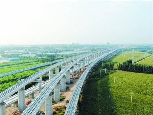 鲁南高铁11月开通运营,从临沂出发三小时即可到达北京、上海